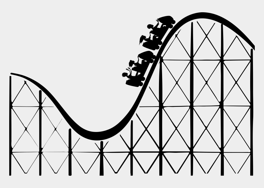 how to draw clipart, Cartoons - Cliparts For Free Download Roller Coaster Clipart Drawn - Roller Coaster Drawing Easy