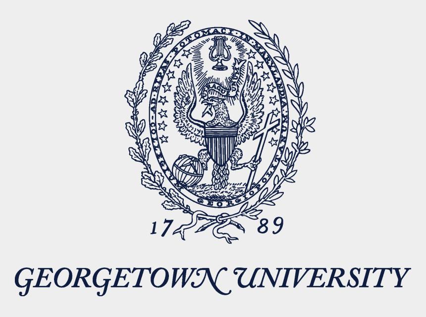university clipart, Cartoons - Georgetown University Seal&logo - Georgetown University Medical Center Logo