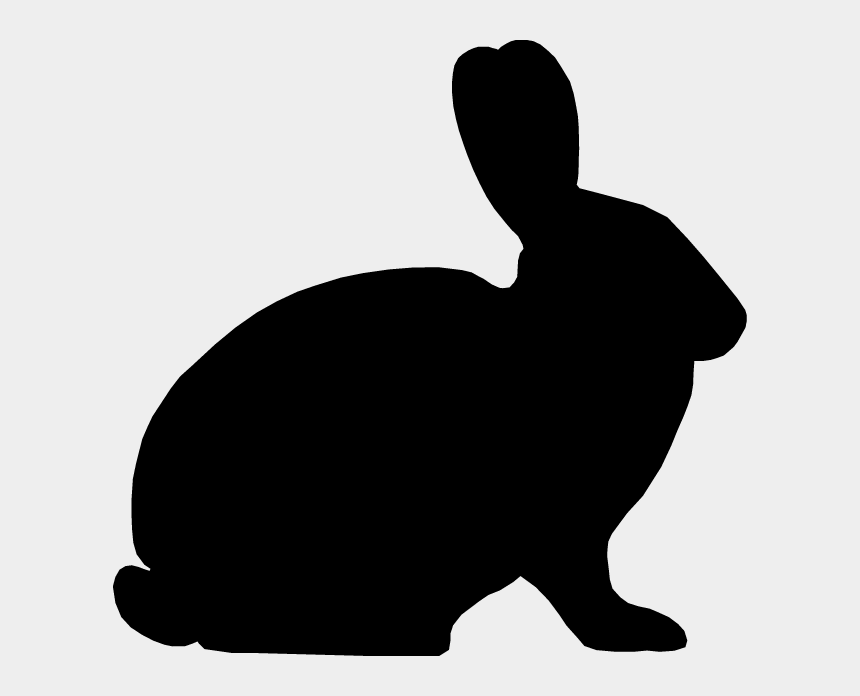 hase clipart, Cartoons - Url - Http - //www - Ktzv Fischamend - At/wp Content/themes/ktzv - Silhouette D Un Lapin