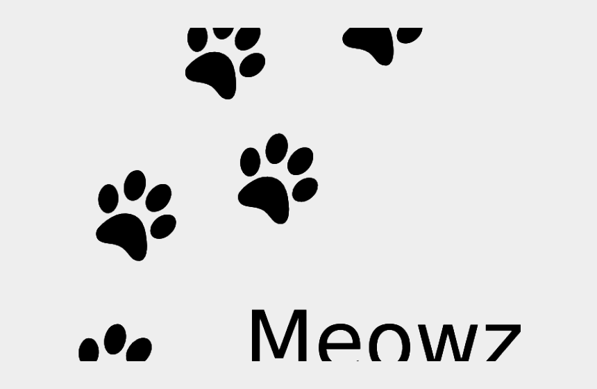 photo regarding Printable Paw Print identified as Cat Paw Print Picture - Printable Cat Paw Print, Cliparts