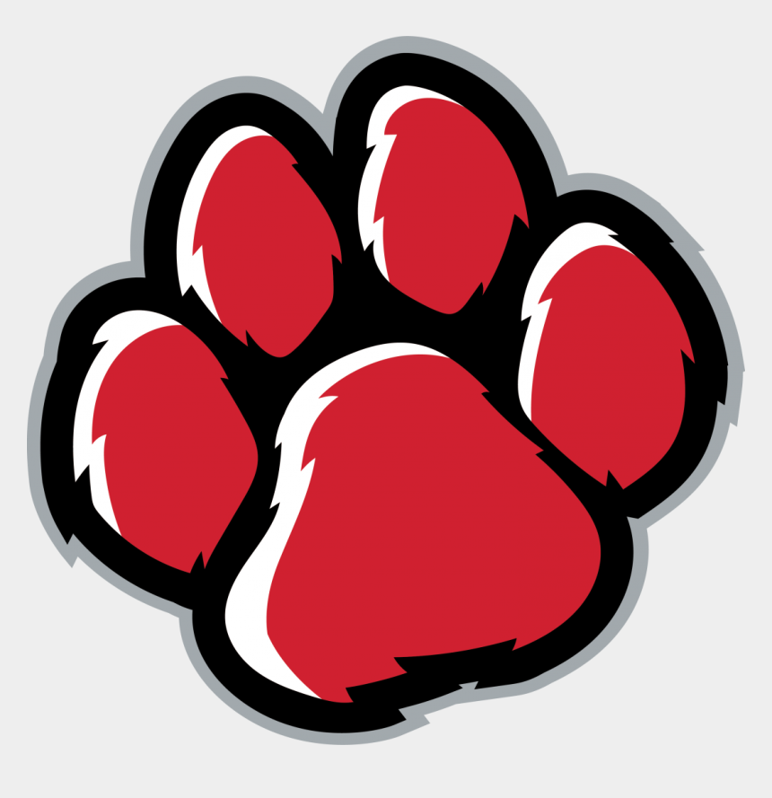 tiger paw clipart, Cartoons - Adm Tigers Logo