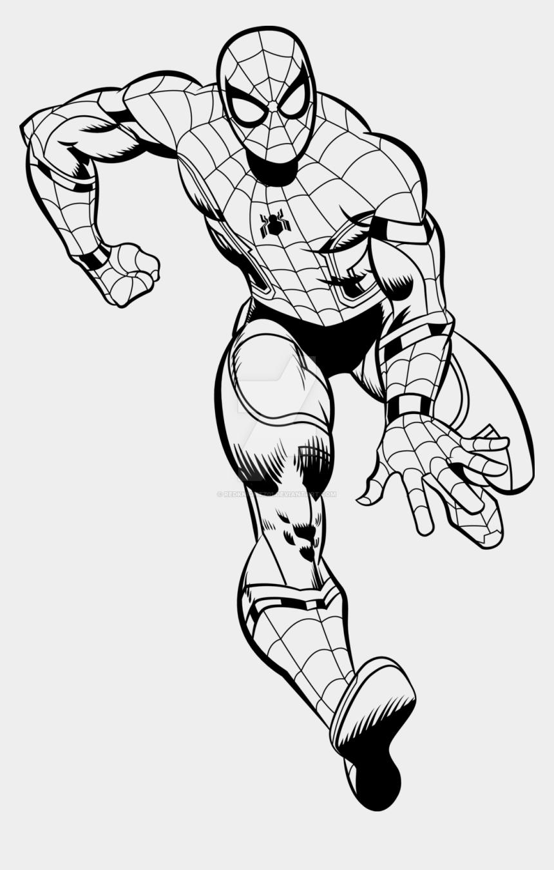 Drawing Dark Spider Man Transparent Png Clipart Free Desenhos