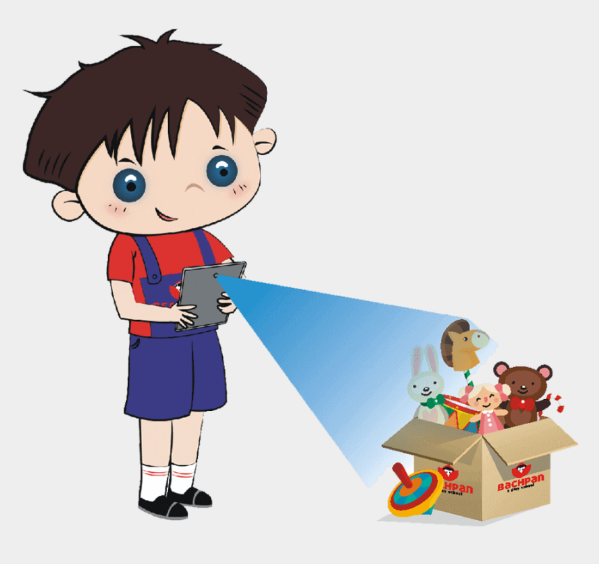 child going to school clipart, Cartoons - For Your Child - Bachpan A Play School Clipart