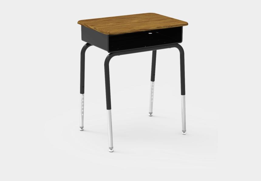 school desk clipart, Cartoons - Student Desk Png - Classroom Desk