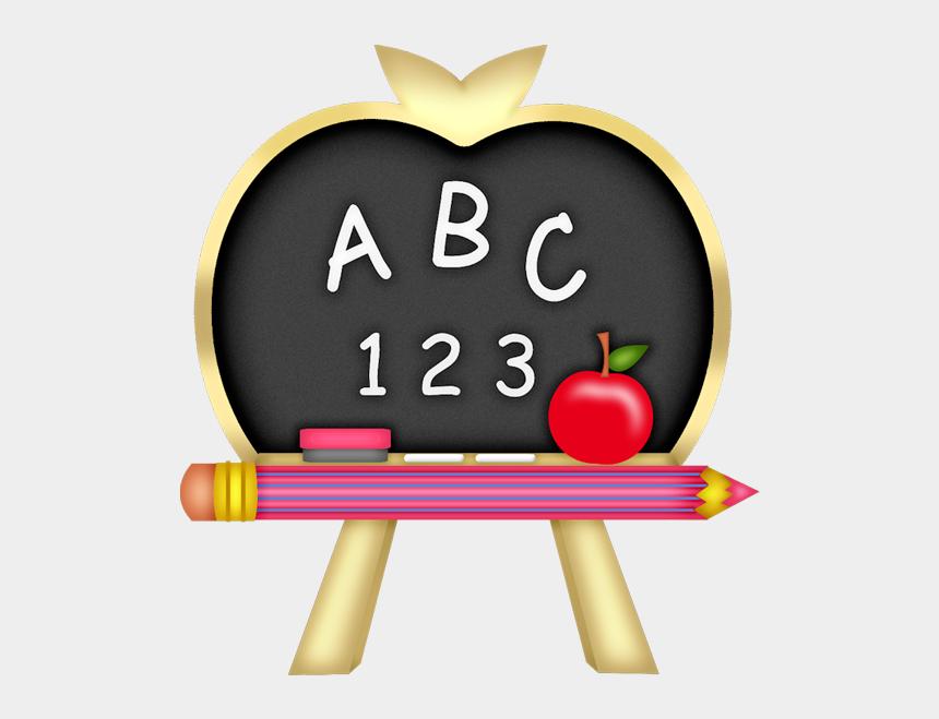 teacher apple clipart, Cartoons - School Clipart Clipart 1 Teacher - Dibujos De Niños Preescolar Png
