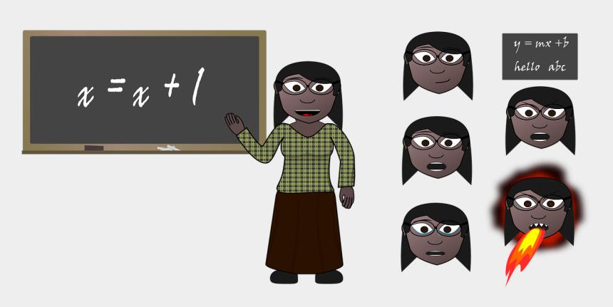 free animated clipart for teachers, Cartoons - Teacher Education Cartoon School Classroom - Teacher