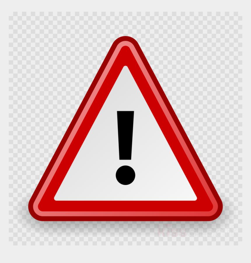 warning sign clipart, Cartoons - Warning Rouge Png Clipart Warning Sign Clip Art - Clip Art Mega Phone