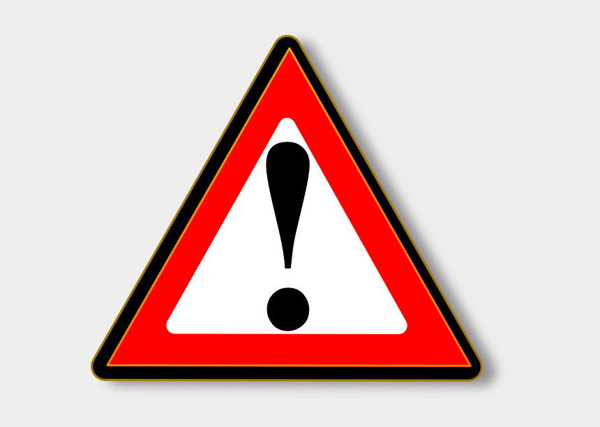 warning clipart, Cartoons - Warning - Clipart - Animated Alert Gif Icon