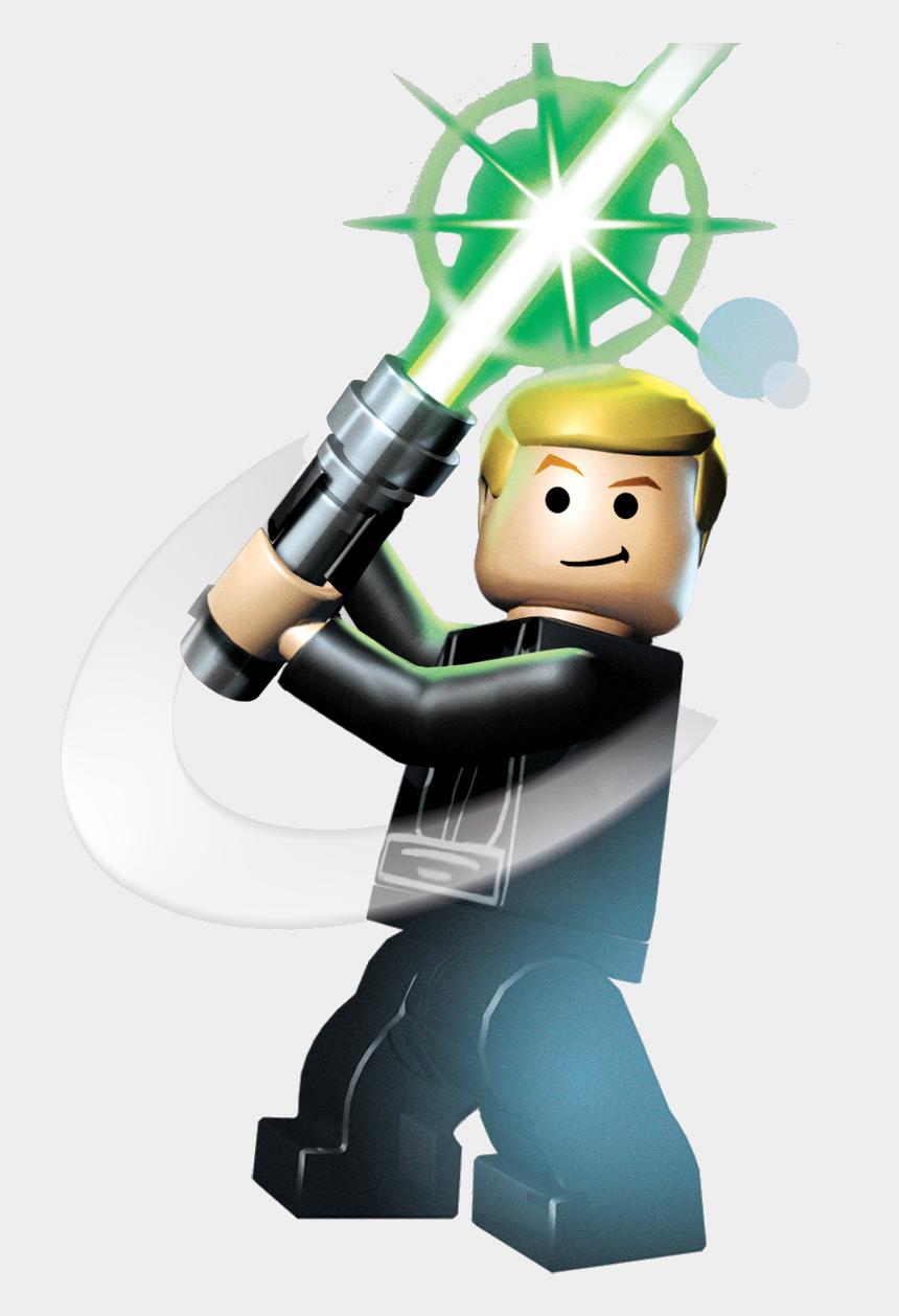 complete clipart, Cartoons - Luke Lego Star Wars - Lego Luke Skywalker Jedi