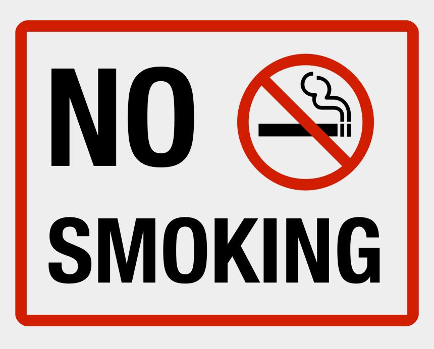 no sign clipart, Cartoons - Symbol Of No Smoking - No Smoking Images Download