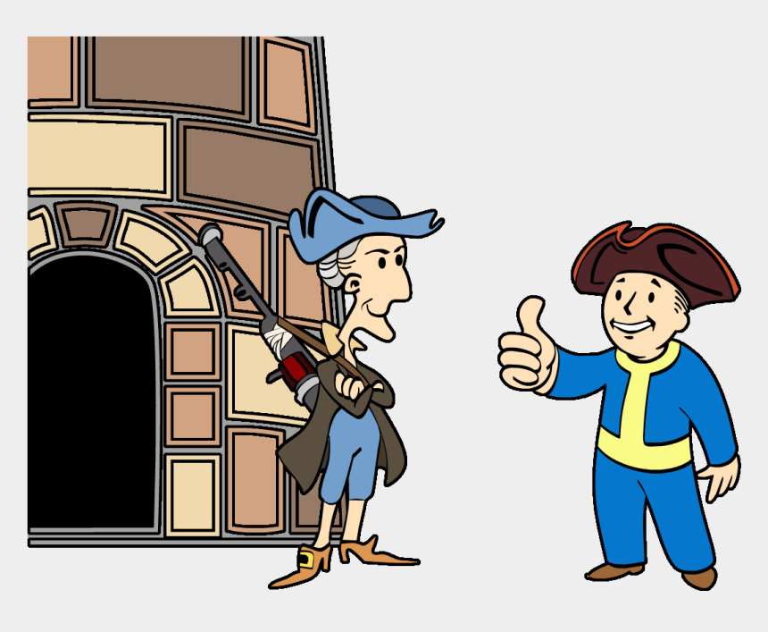 we clipart, Cartoons - Can We Talk About The Art Of Vault Boy - Fallout 4 Achievements