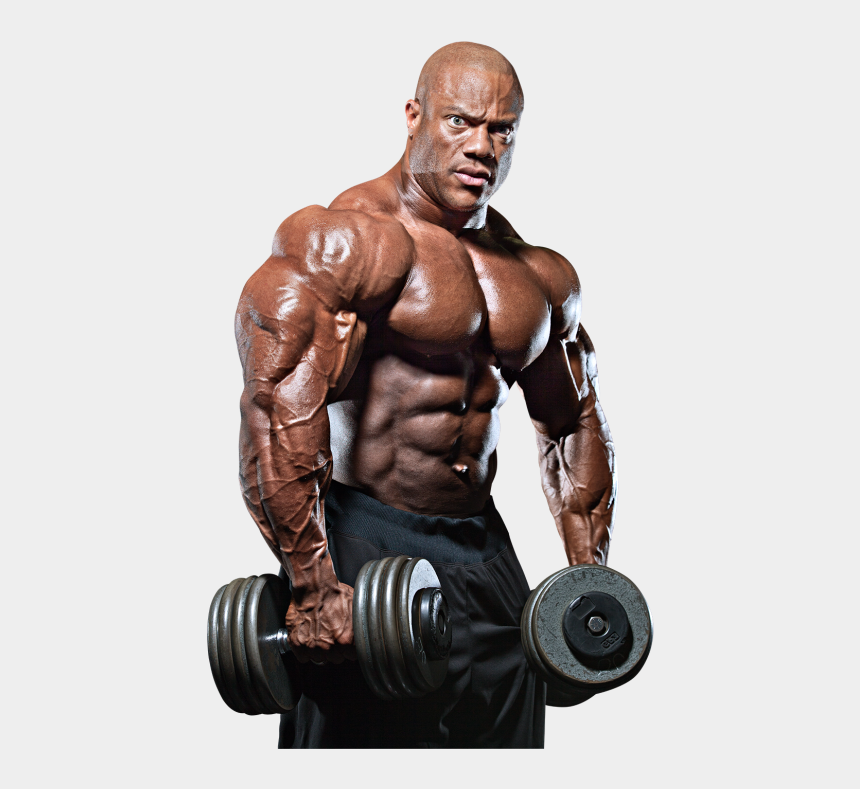 bodybuilder clipart, Cartoons - Body Builder Png - Phil Heath Bodybuilder