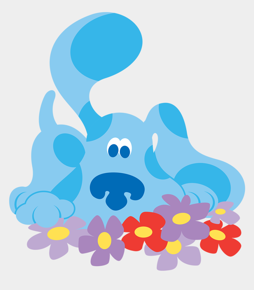 clue clipart, Cartoons - Blue S Clues Down By The Bay Ⓒ - Blue Blues Clues Png