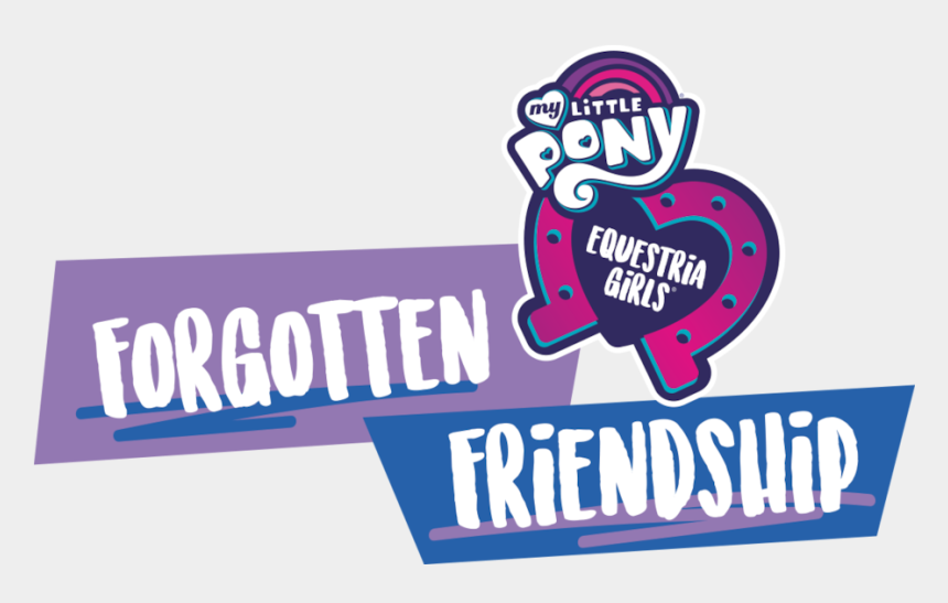 my little pony clipart, Cartoons - My Little Pony Equestria Girls - My Little Pony Equestria Girls Logo