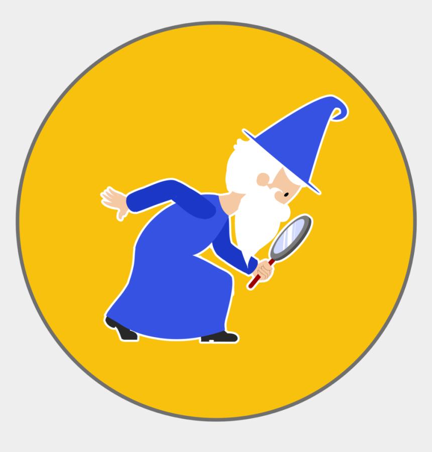 clue clipart, Cartoons - Mystery Clipart Look For Clue