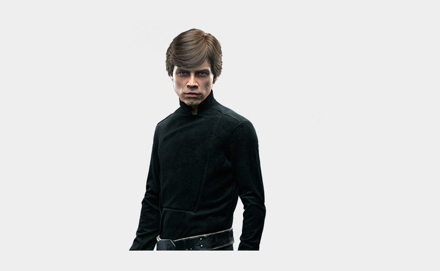 luke skywalker clipart, Cartoons - Luke Skywalker Png Transparent Image - Star Wars Battlefront Luke Skywalker Png