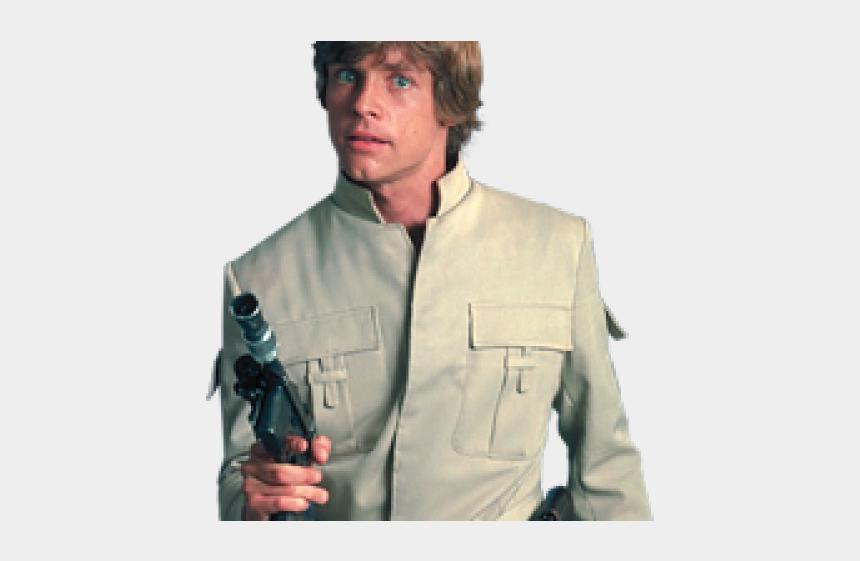 luke skywalker clipart, Cartoons - Luke Skywalker Star Wars 5