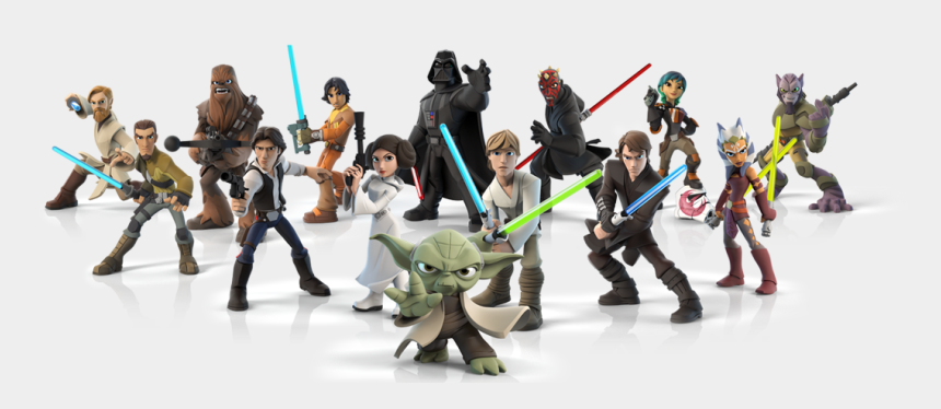 star wars characters clipart, Cartoons - Star Wars Characters Png Photos - Star Wars Disney Infinity