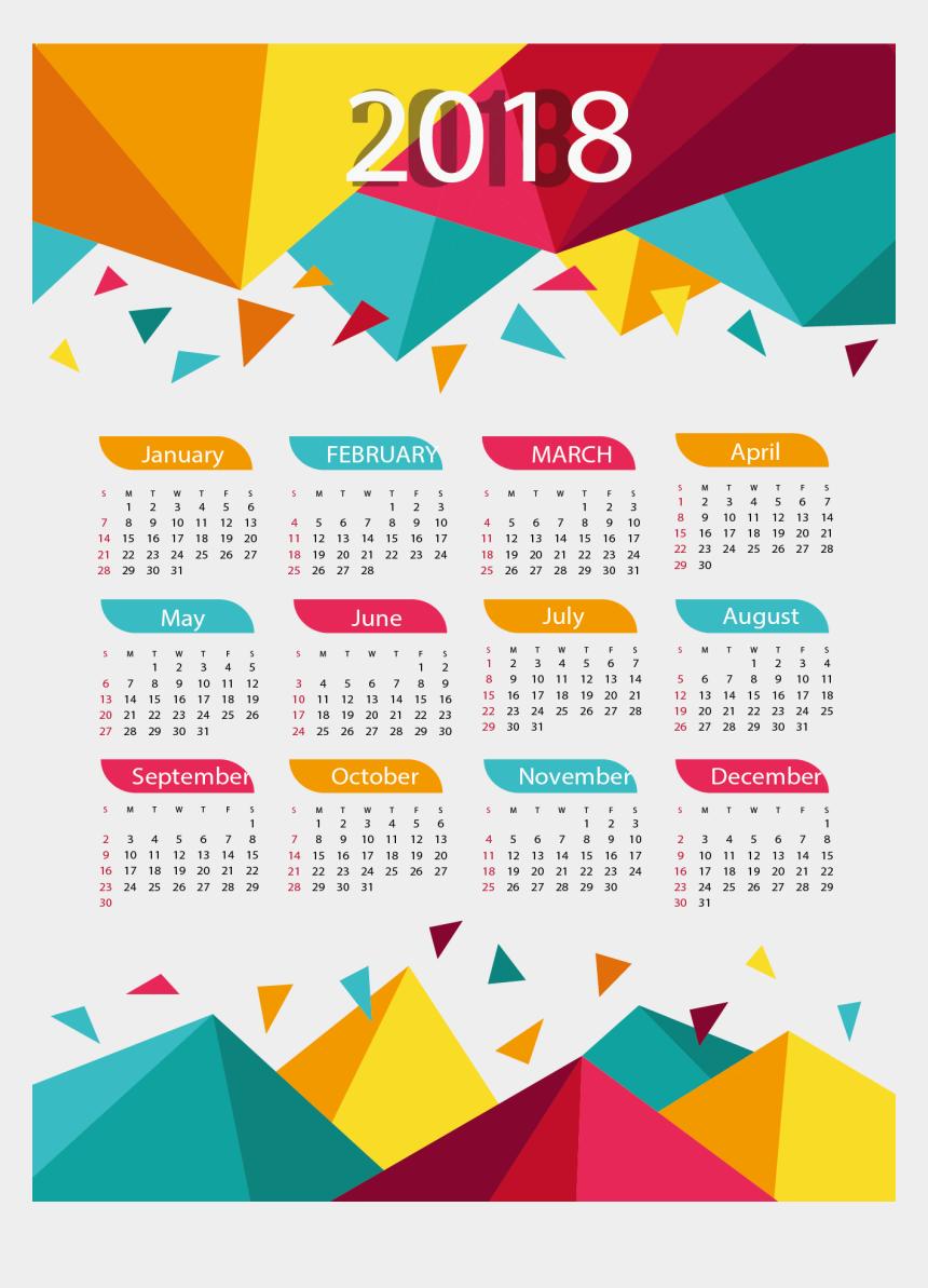 february calendar clipart, Cartoons - February Clipart Calendar Page - 2018 Calendar Design Png
