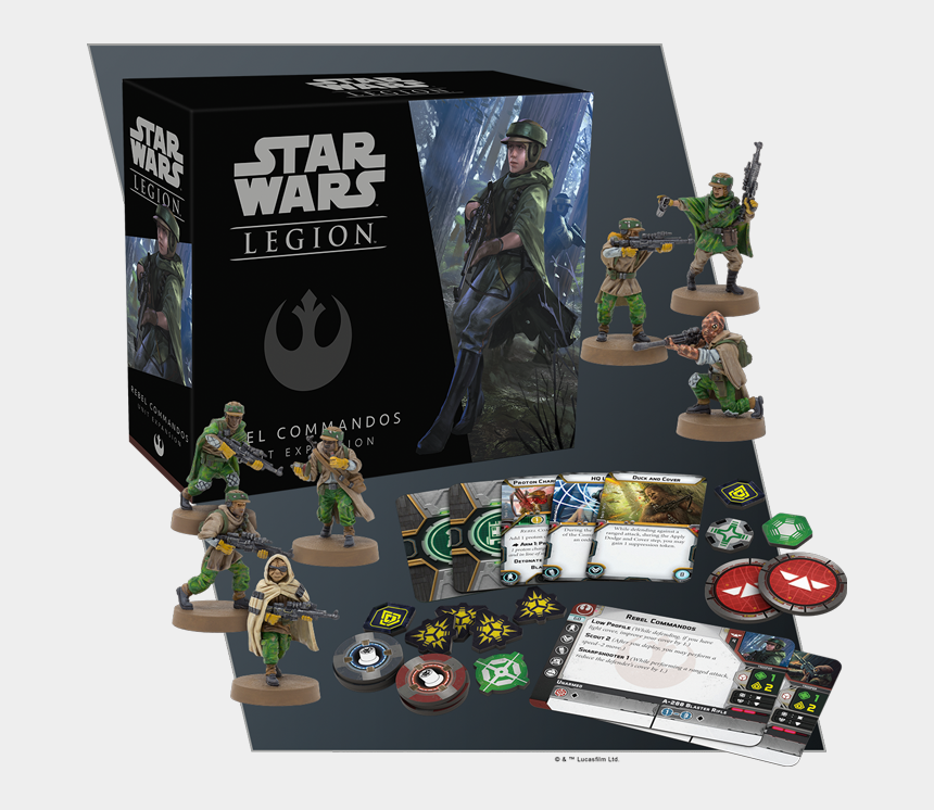 stormtrooper clipart, Cartoons - These Two Expansions Let You Create Your Own Battles - Star Wars Legion Stormtroopers Unit Expansion