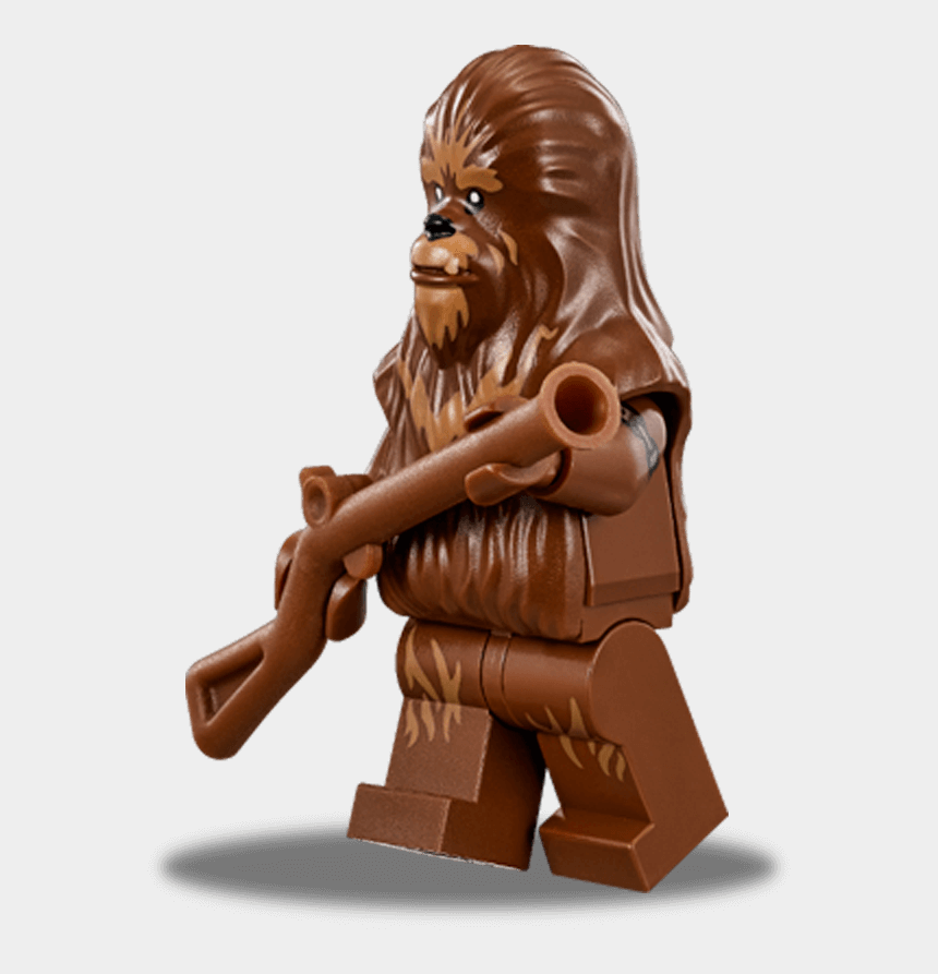 star wars characters clipart, Cartoons - Star Wars Clipart Wookie - Lego 75084