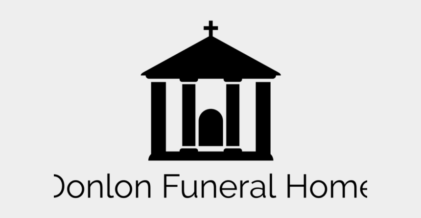 funeral program clipart, Cartoons - Funeral Clipart Mortuary - Funeral Home Clipart