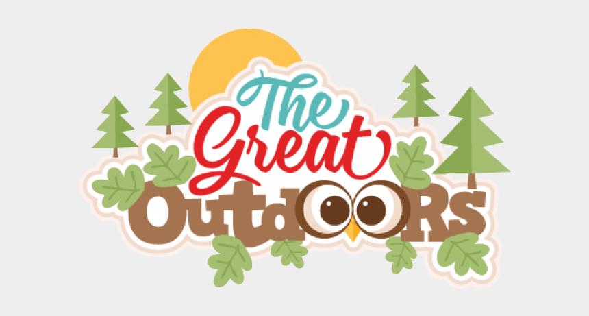 outdoor clipart, Cartoons - Outdoor Clipart Scrapbook - Great Outdoors Clip Art