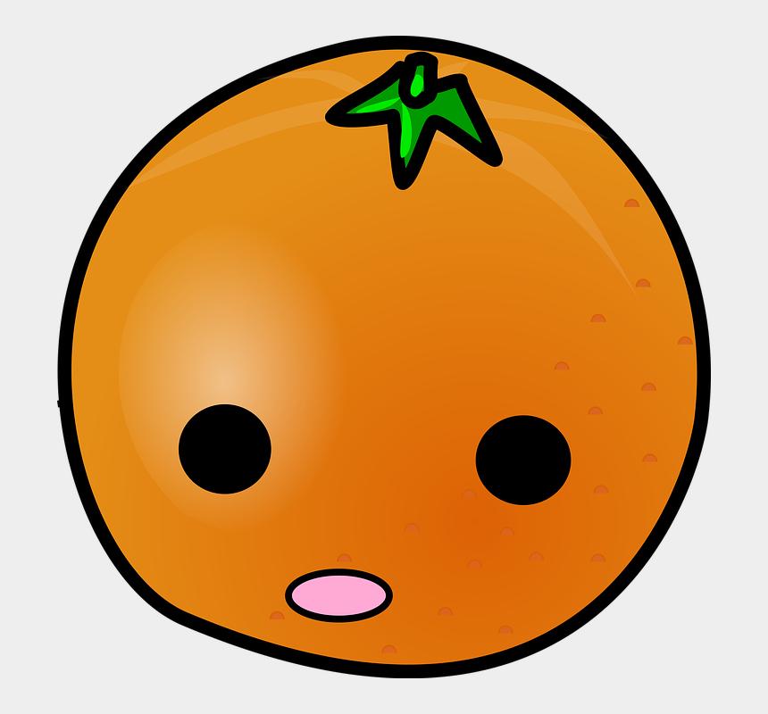 Oranges Fruit Eyes Food Face Orange Mouth Plant Cartoon Orange With Face Cliparts Cartoons Jing Fm