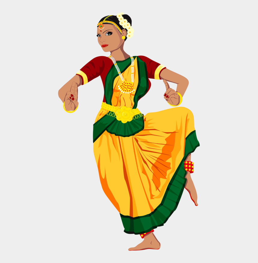 Personnages Illustration Individu Personne Gens Indian Classical Dance Clipart Cliparts Cartoons Jing Fm