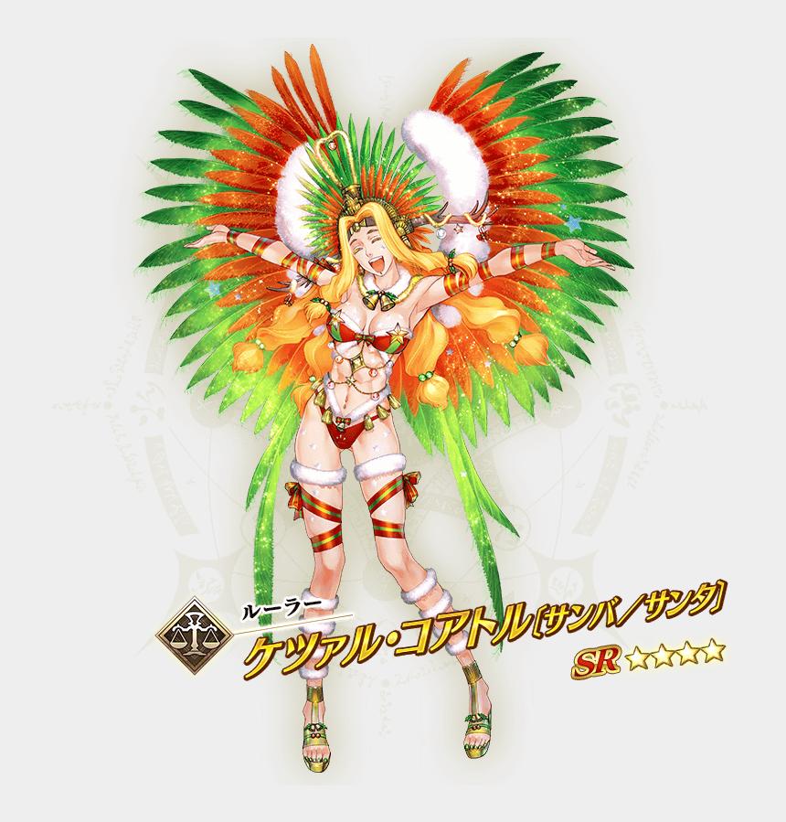 lion dance clipart, Cartoons - My Feed Rooster Teeth - Quetzalcoatl Ruler Fgo