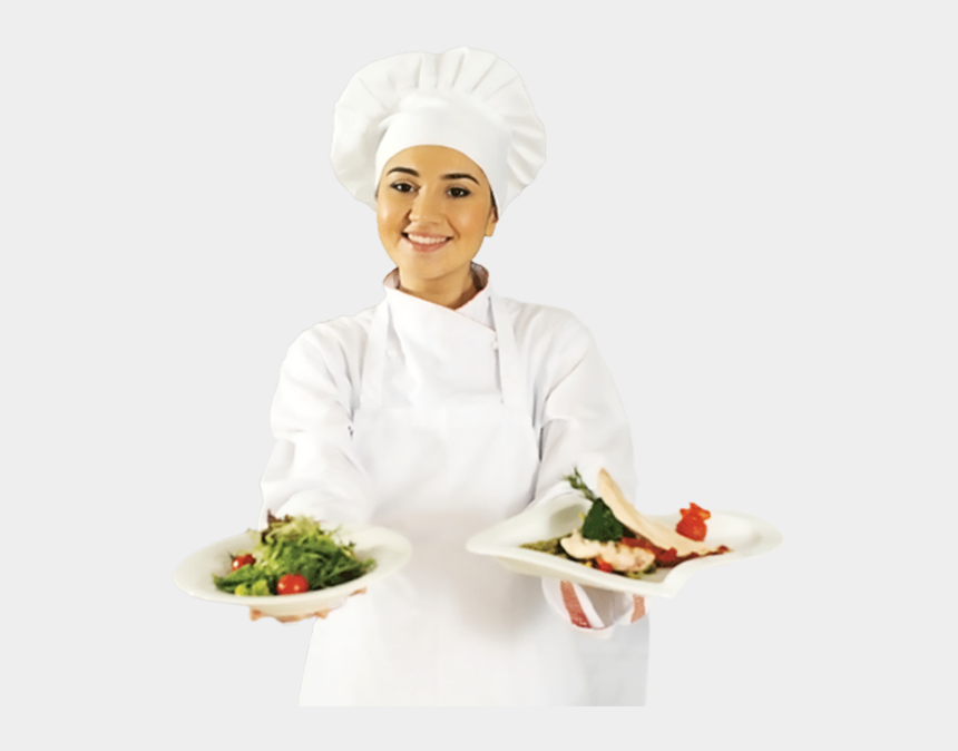 female chef clipart, Cartoons - Female Chef - Png Chef Woman