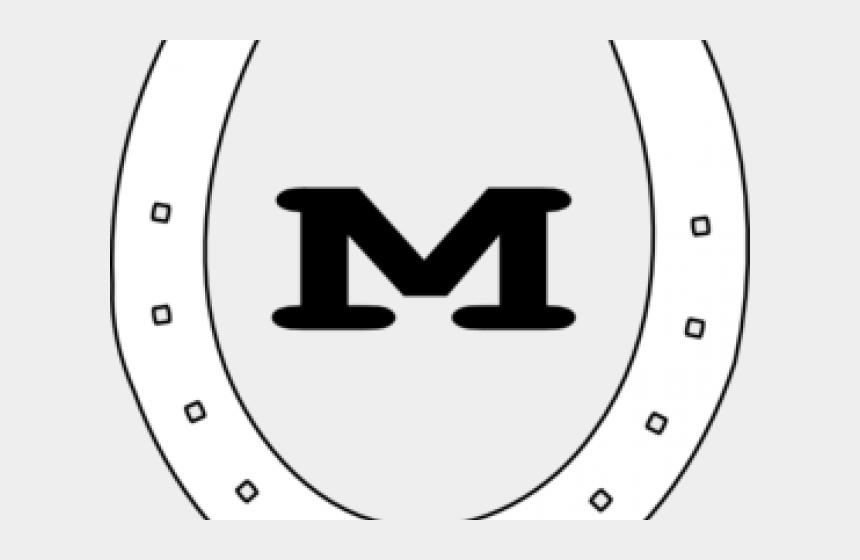 free horseshoe clipart, Cartoons - Circle