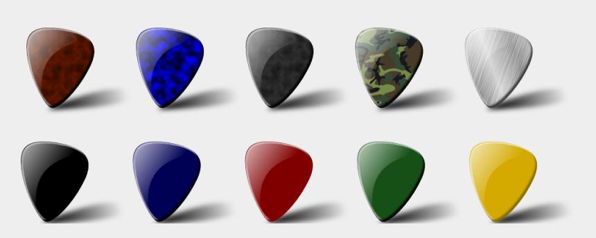 gitarre clipart, Cartoons - Wählen Sie, Gitarre, Musik, Musiker, Akustische - Guitar Picks Png Icon