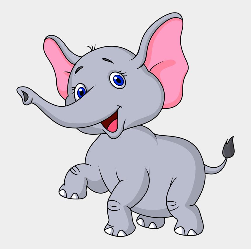 elefant clipart, Cartoons - Cartoon Picture Gallery Yopriceville - Happy Baby Elephant Cartoon