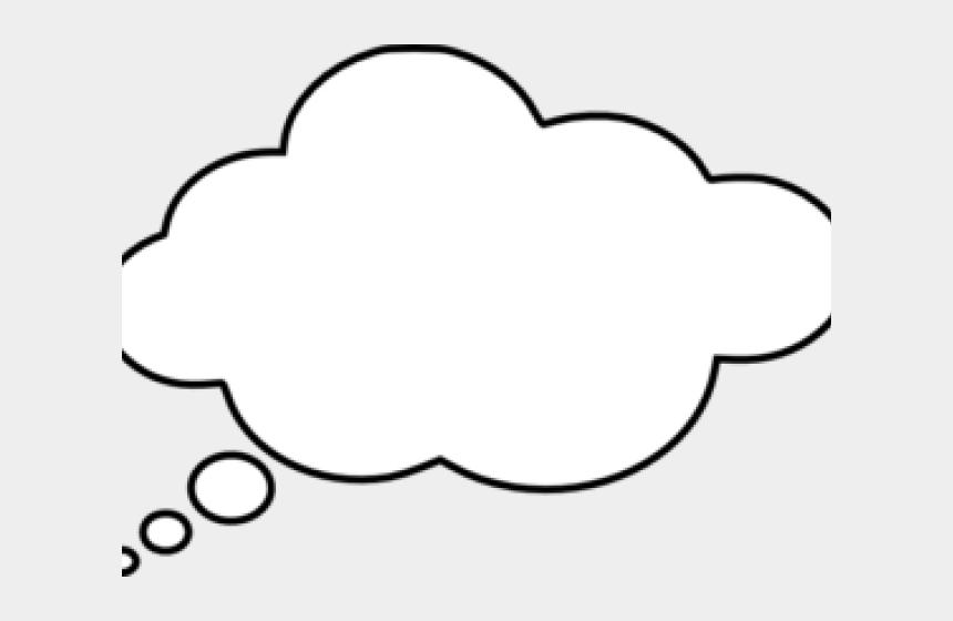 globus clipart, Cartoons - Dream Clipart Talk Bubble - Thought Bubble Black Background