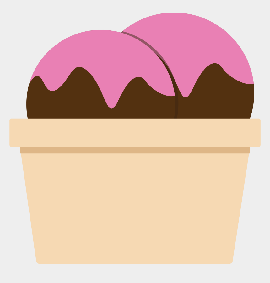ice cream bowl clipart, Cartoons - These Ice Cream Illustrations Were Created Using Adobe