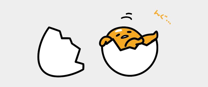 kawaii clipart, Cartoons - Gudetama Cute Drawings, Kawaii, Kawaii Cute - Pastel Cute Stickers Png