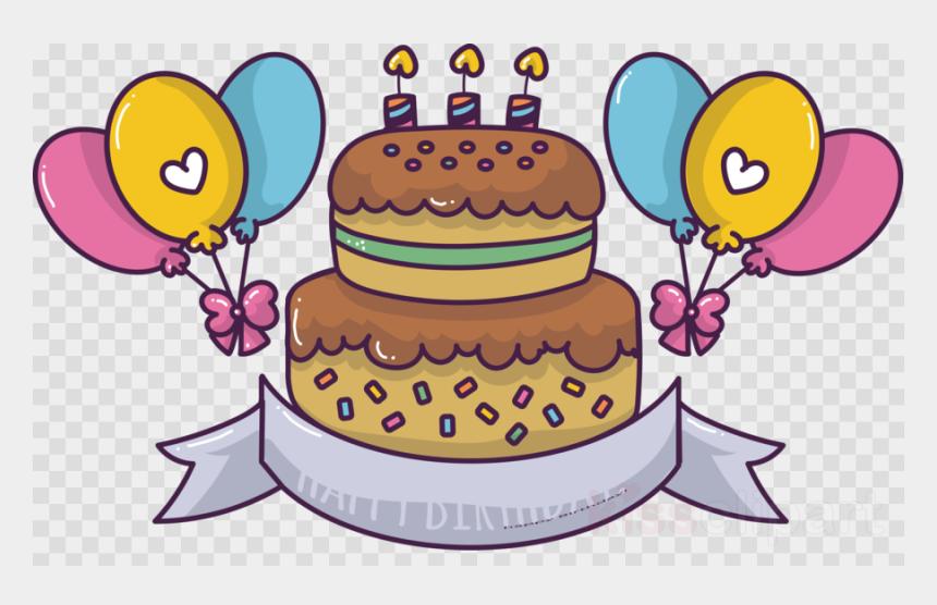 chocolate cake clipart, Cartoons - Cartoon Cake Png Clipart Cupcake Chocolate Cake - Birthday Cake Cartoon Cute