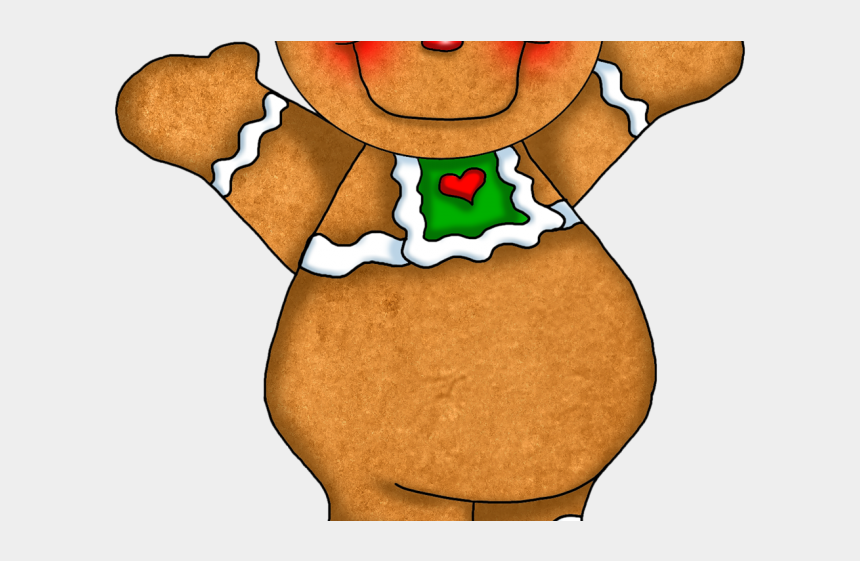 gingerbread cookie clipart, Cartoons - Gingerbread Clipart Gingerbread Cookie - Cute Gingerbread Man Clipart