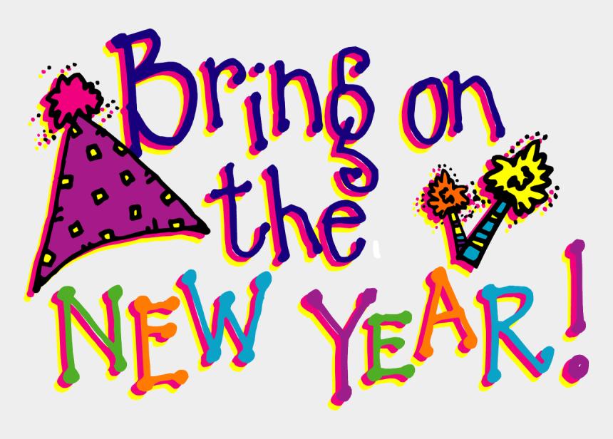 happy new year clip art, Cartoons - Happy New Year Clip Art Images, Happy New Year Clip - Clip Art New Year's Eve