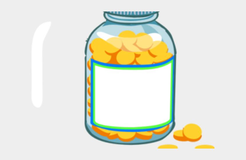 pill clipart, Cartoons - Pill Bottle Clipart - Pill Bottle