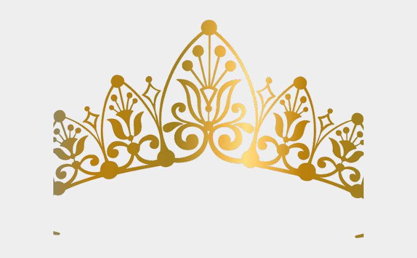 queen crown clip art, Cartoons - Queen Clipart Golden Crown - Queen Crown Transparent Background