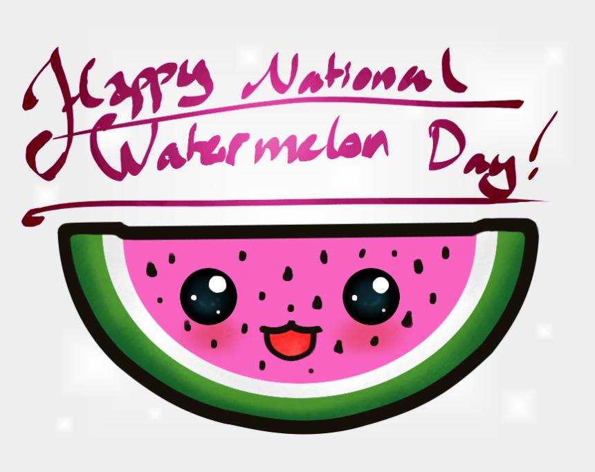 watermelon clipart black and white, Cartoons - Watermelon Clipart Png - National Watermelon Day Clip Art