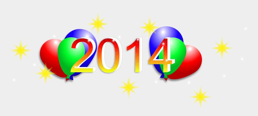 happy new year clip art, Cartoons - Happy New Years 2014 Clip Art Happy New Year - 2014 Clipart