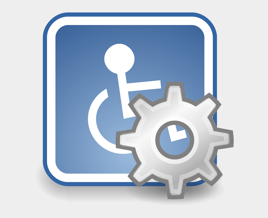 technology clip art, Cartoons - Preferences Desktop Assistive Technology Clip Art - Assistive Technology Vector