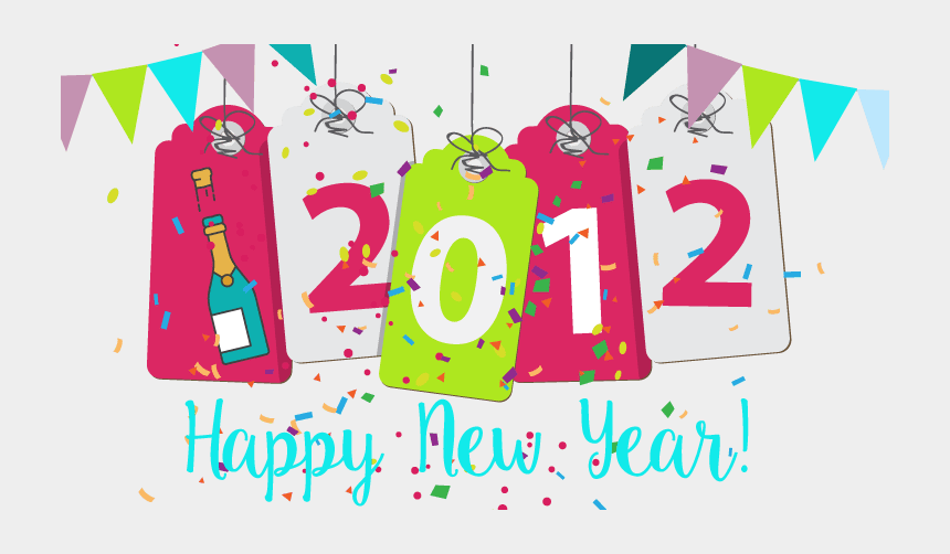 happy new year clip art, Cartoons - Translate Happy New Year