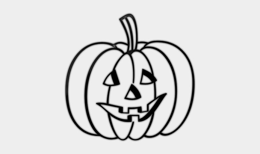 jack o lantern clipart black and white, Cartoons - Jack O Lantern Clipart Black And White