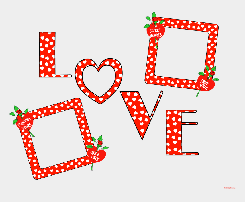 happy valentines day clip art, Cartoons - Download Happy Valentines Day Png Transparent Images - Valentine Frames