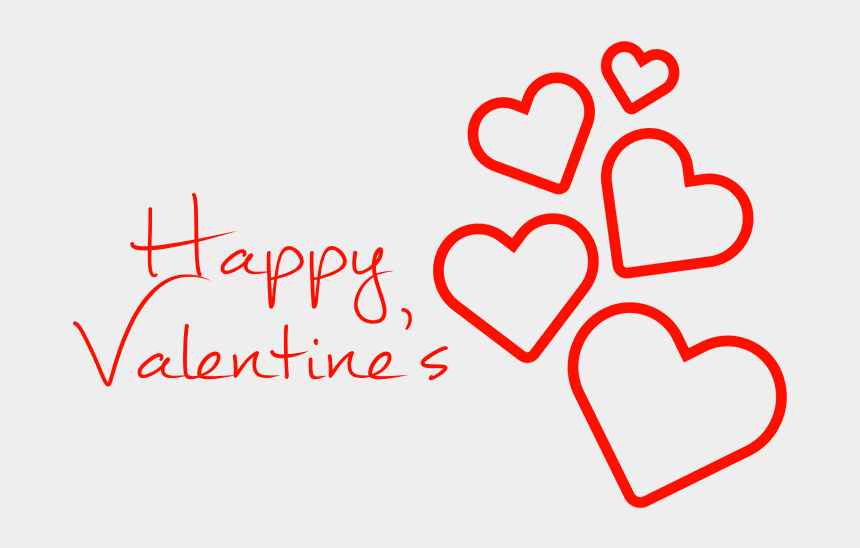 happy valentines day clip art, Cartoons - Every Year On February 14th, People Honor Their Love - Happy Valentine Day 2019