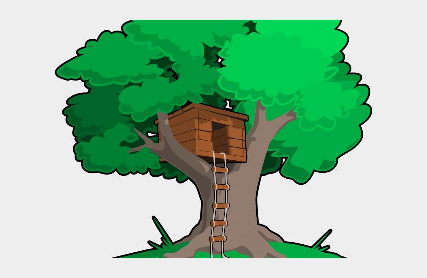 trees clip art, Cartoons - Trees Clipart House - Magic Tree House Tree House